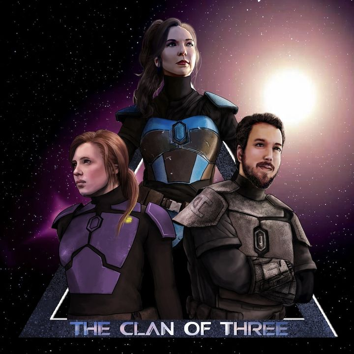 The Clan of Three #2: The Passenger