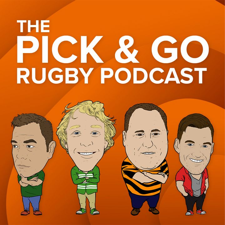 Pick & Go Rugby Podcast