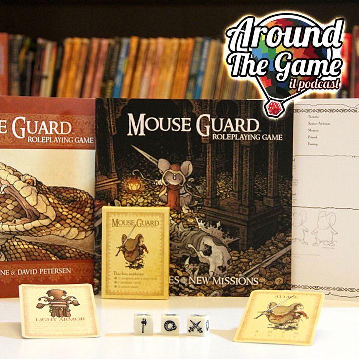 Chiedilo al Narratore: Mouse Guard
