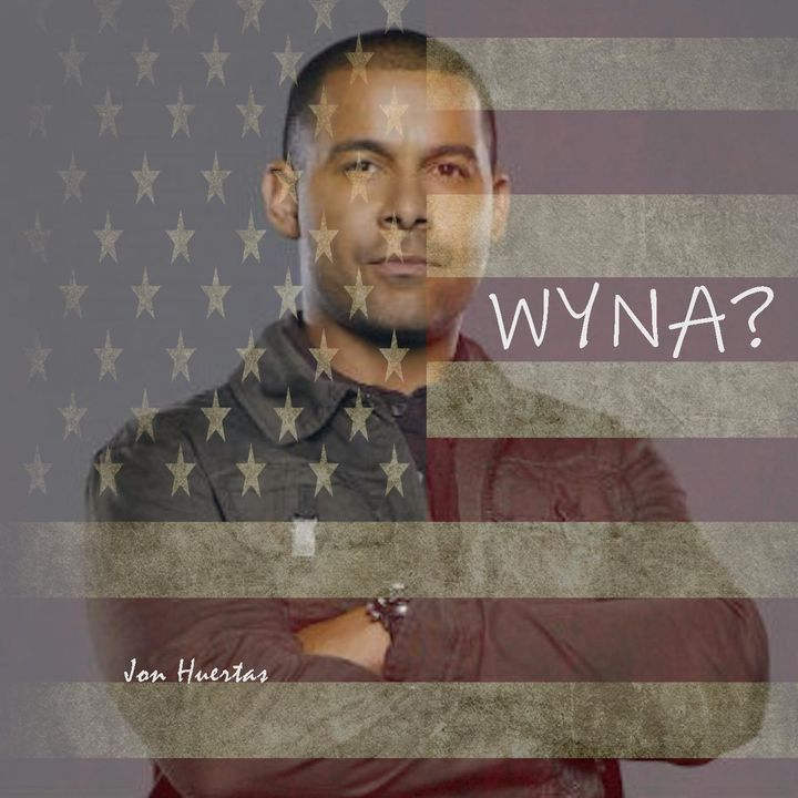 The Canvas Came Up Empty - with Jon Huertas - Part II