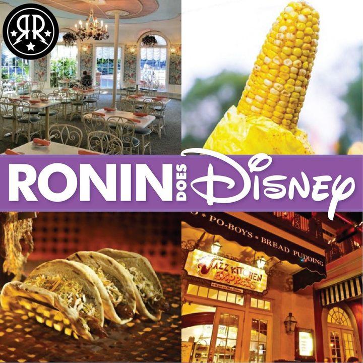 Ronin Does Disney: Top 10 Underrated Foods in Disneyland