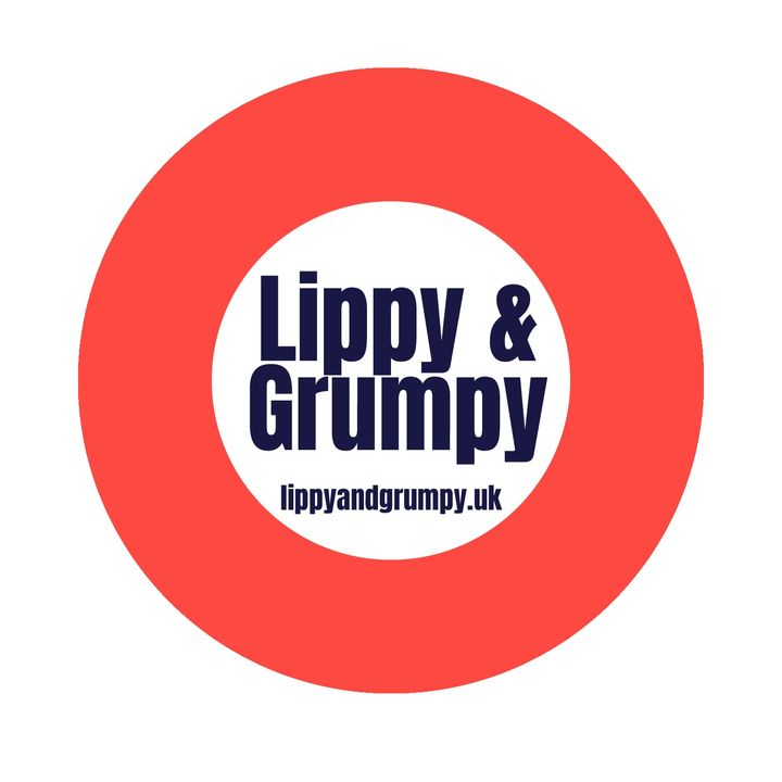 Lippy & Grumpy do podcasting