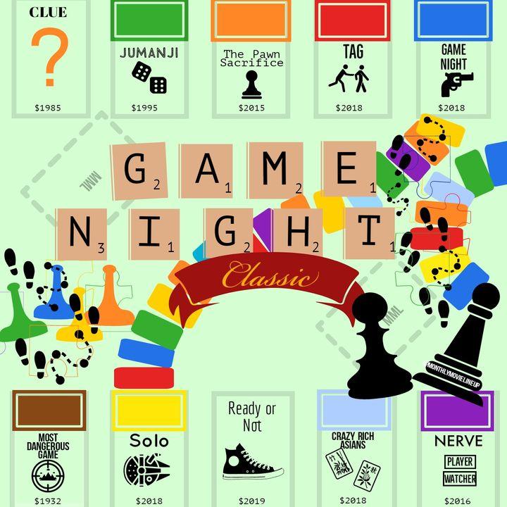 Episode 1: Game Night