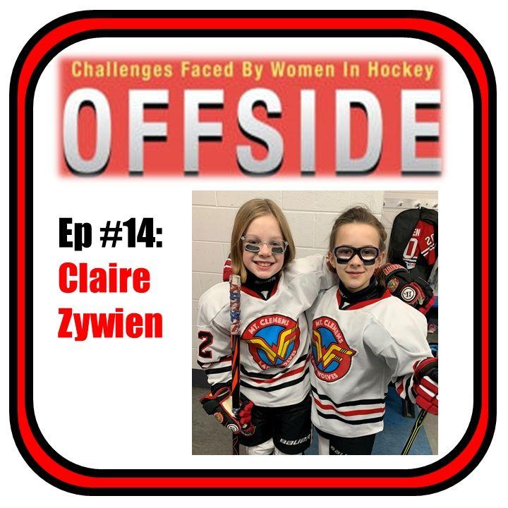 OFFSIDE #14_Claire Zywien