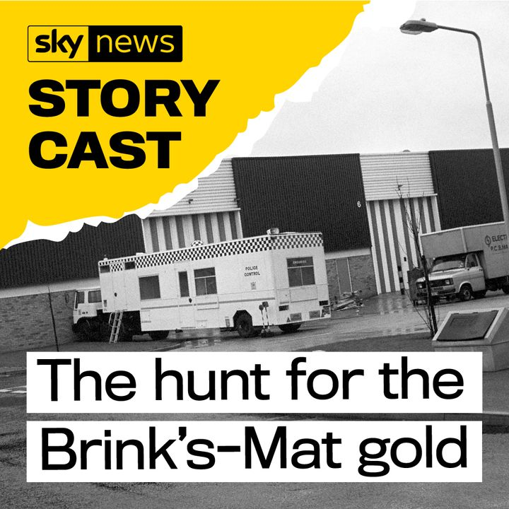 Trailer: The hunt for the Brink's-Mat gold