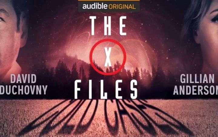 91. Dirk Maggs on The X-Files: Cold Cases