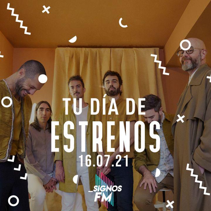 SignosFM #TuDíaDeEstrenos 3ra vuelta de julio