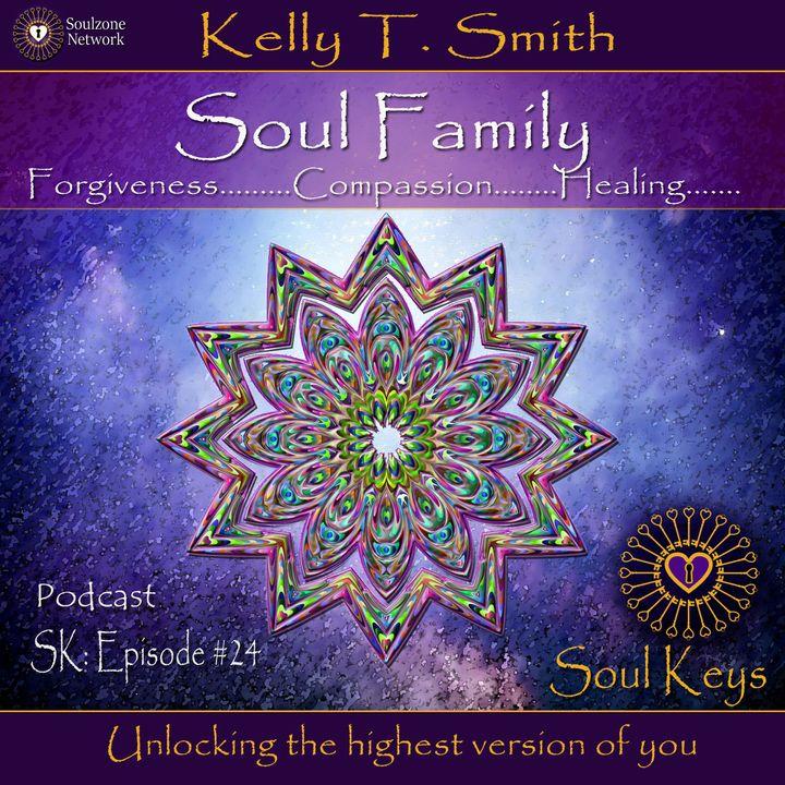 SK:24 Soul Family & relationship healing
