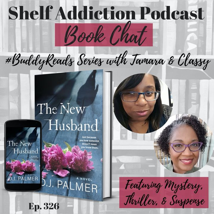 #BuddyReads Discussion of The New Husband | Book Chat