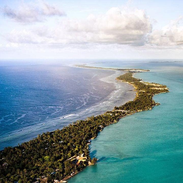 Fiji, leader nella lotta al riscaldamento globale