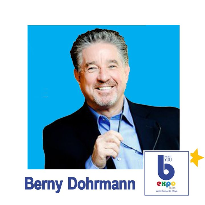 Berny Dohrmann at The Best You EXPO