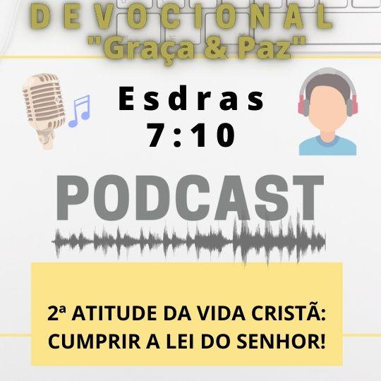 046. 2ª Atitude da vida cristã: Cumprir a Lei do Senhor!