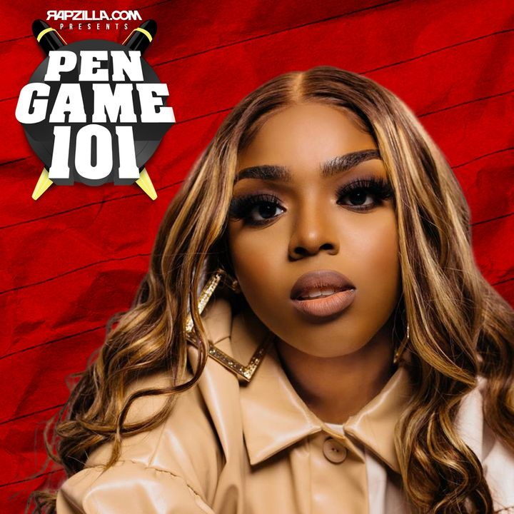 Wande Interview, Freestyle & 'The Decision EP' Deep Dive Review   Pen Game 101 Ep. 6