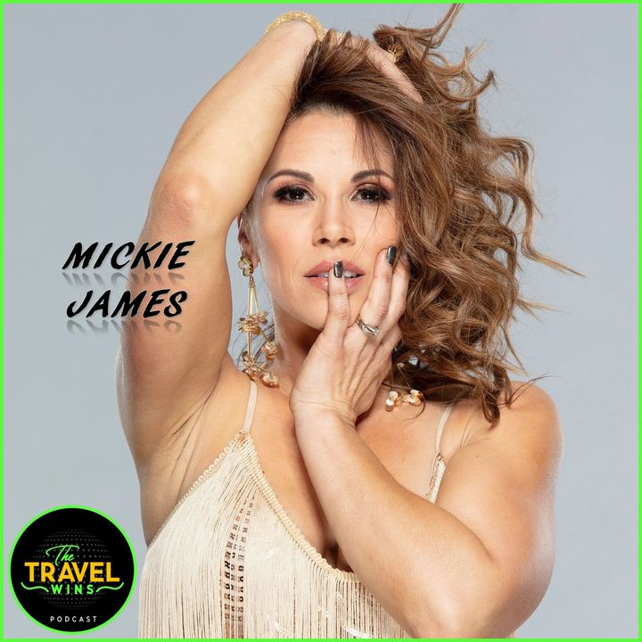 Mickie James | WWE champ, singer and family