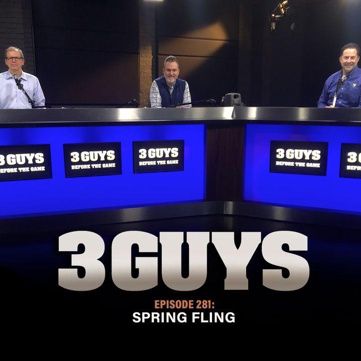 Spring Fling with Tony Caridi, Brad Howe and Hoppy Kercheval