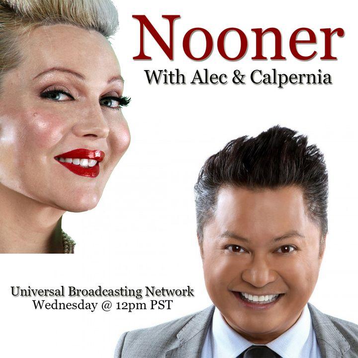 Nooner with Alec and Calpernia