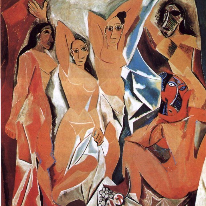 #10 Picasso e Les demoiselles (prima parte)
