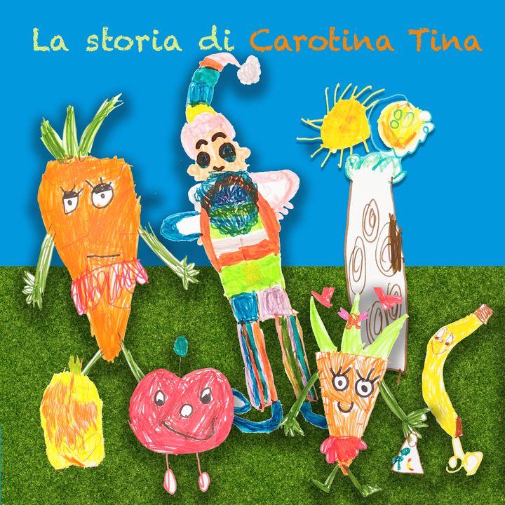Carotina Tina, innamorata del Sole, di Ilaria Agostini (voce Andrea Di Vincenzo)