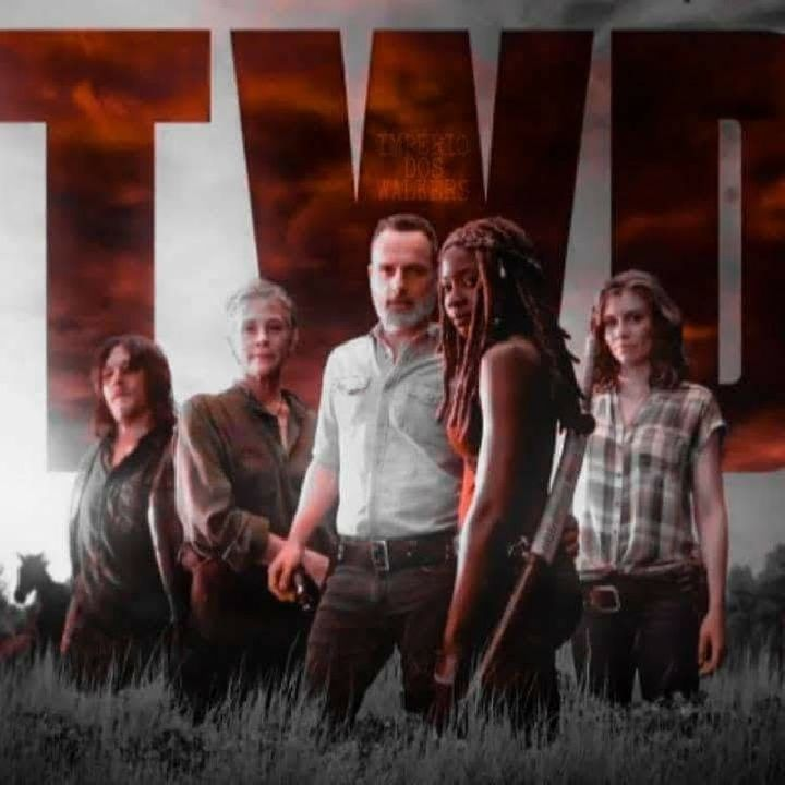 TWD. .season 9..episode 6..Who Are You Now