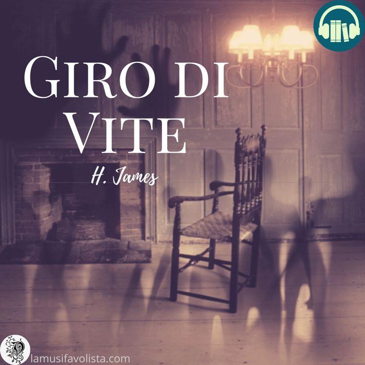 ♠ GIRO DI VITE  ♠ Capitolo 15 ☆ Audiolibro ☆