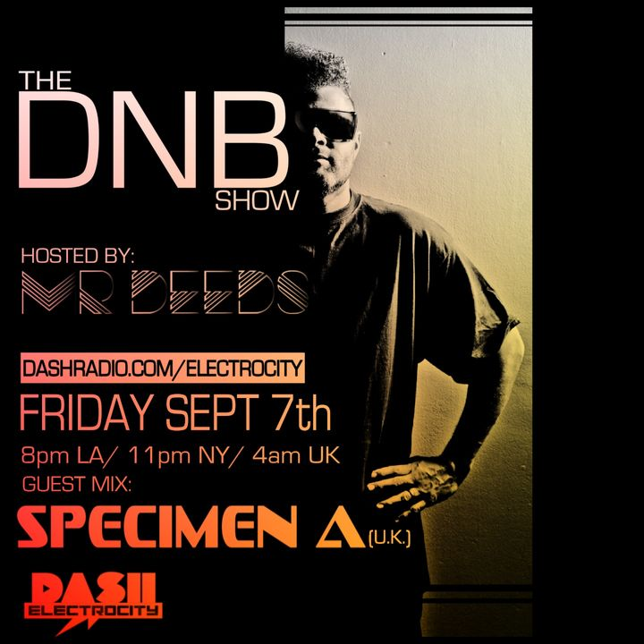 the DNB show S02E010 (guest mix Specimen A)