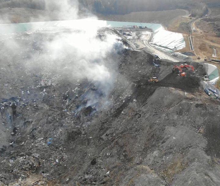 Desastre ambiental y humano el vertedero de Zaldibar, con Dani de Luis | Actualidad y Empleo Ambiental #45