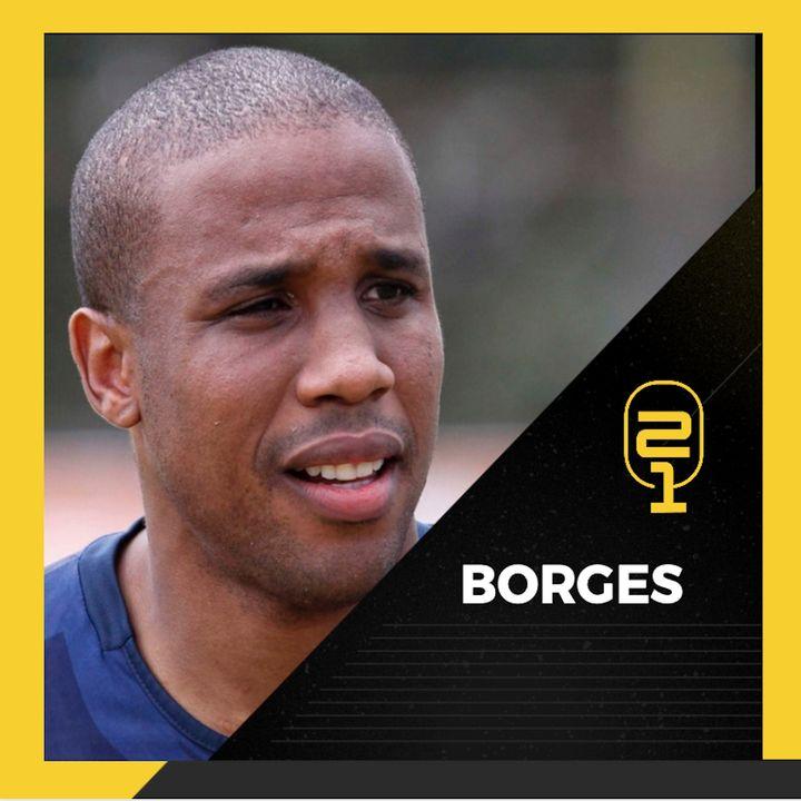 #13 Borges: Artilheiro por onde passou, ele fez até gol no dia do casamento