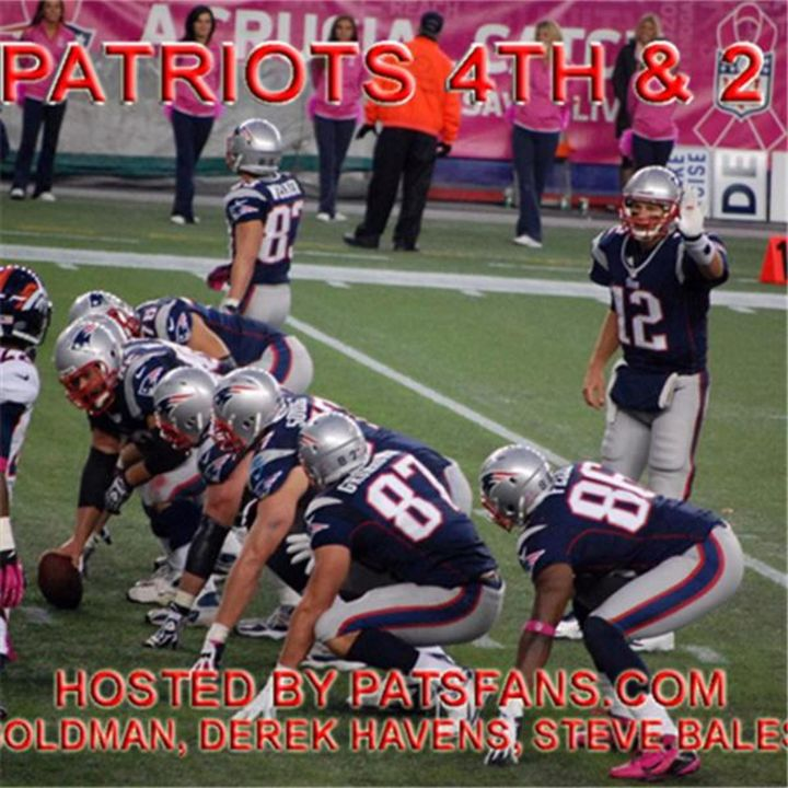 Patriots Fourth And Two Podcast: The Patriots Are Eliminated From The Playoffs
