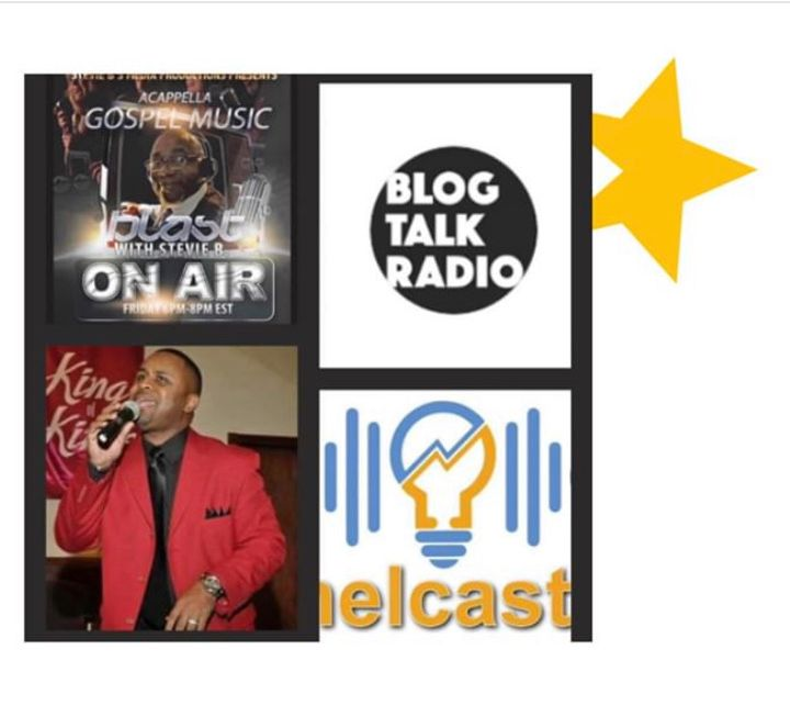 Stevie B's A Cappella Gospel Music Blast - (Episode 186)