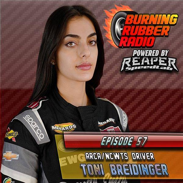 Ep. 57: Toni Breidinger