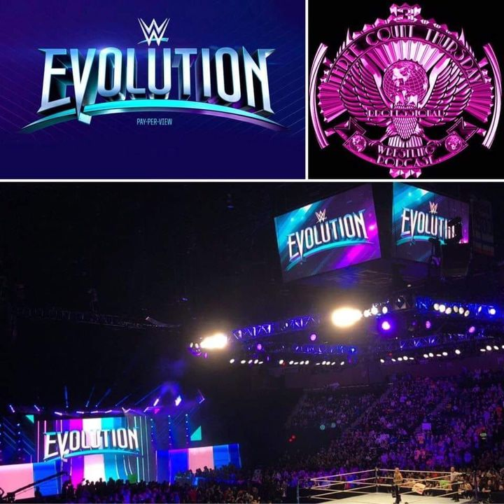 3CT 10-28-18 - WWE Evolution Post Show