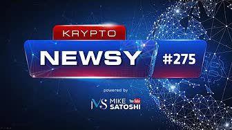 Krypto Newsy #275   07.08.2021   Ethereum pali i odzyskuje $3k, Wojna o kryptowaluty w USA, Binance coraz bardziej przyjazne regulacjom
