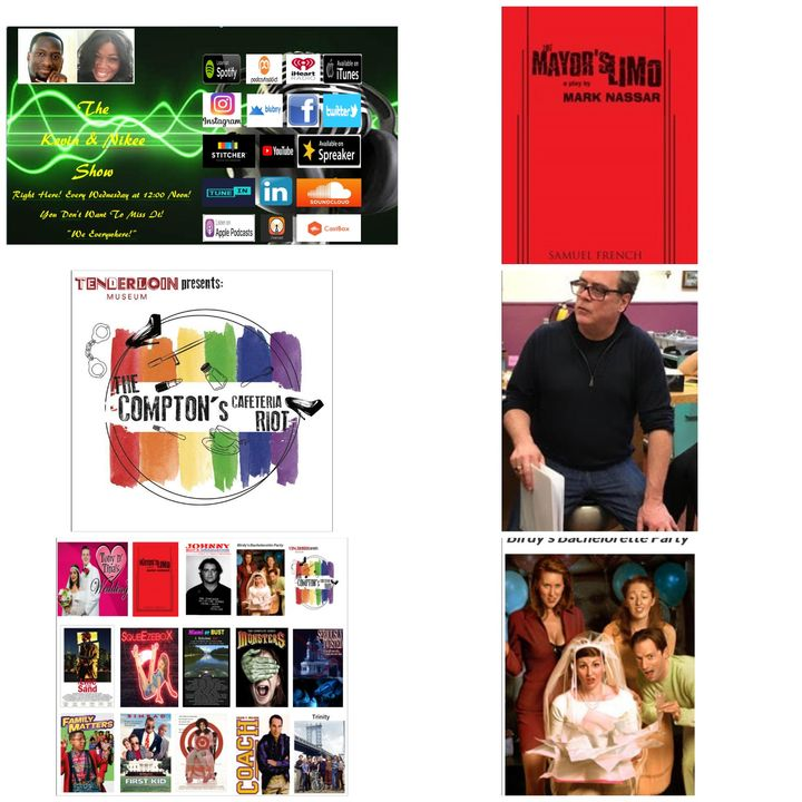 The Kevin & Nikee Show  - Mark Nassar - Multi Award-Winning Professional Playwright, Screenwriter, Actor, Director and Theatrical Producer