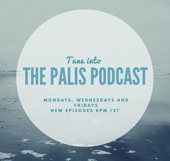 The Palis Podcast Episode 4: Ladies.... They asked , ITS YOUR TURN TO ANSWER!