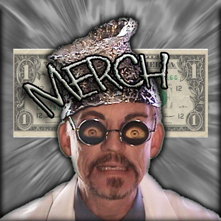 "Doctor I. M. Paranoid ""Merch 2018"""