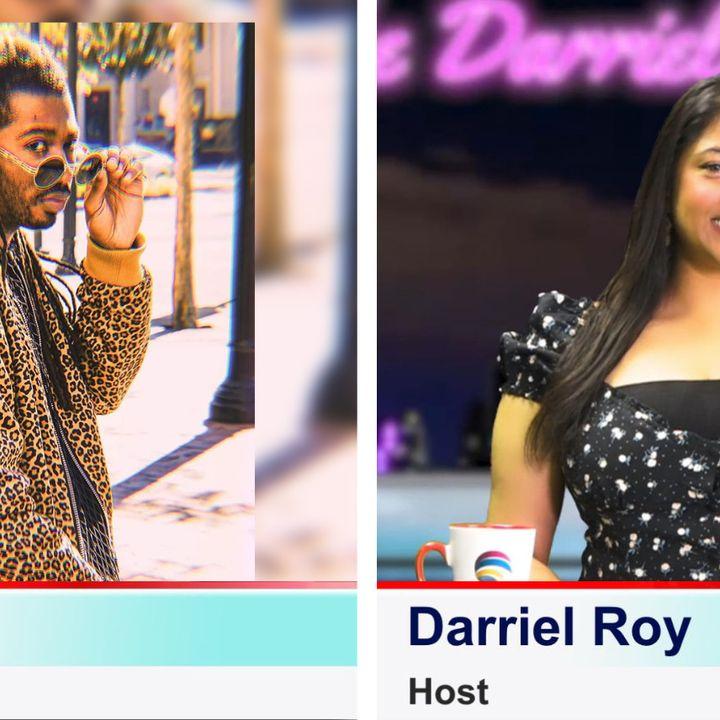 The Darriel Roy Show - Azazus Interview
