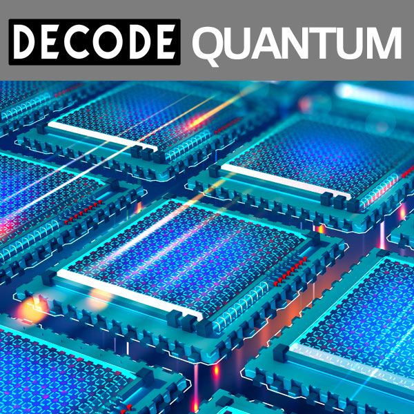 A la rencontre de Marc Porcheron, qui dirige le projet Quantum Computing d'EDF