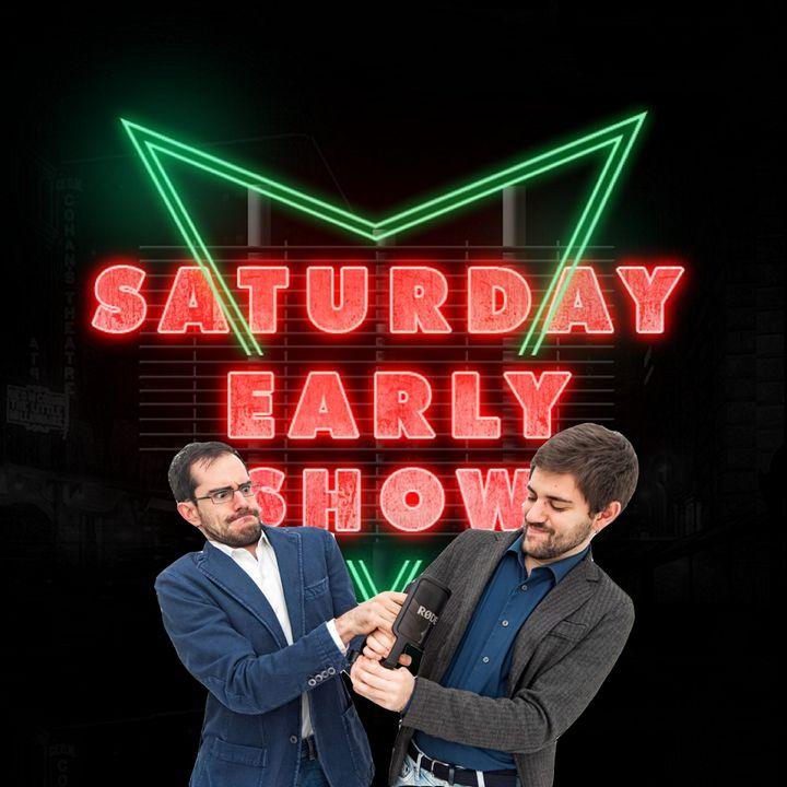 Saturday Early Show del 14-01-19 - #DomandeScomode