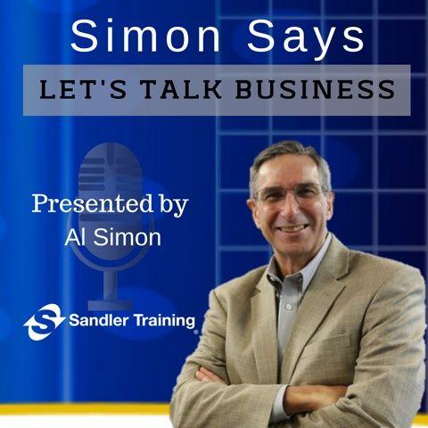 Simon Says, Let's Talk Business