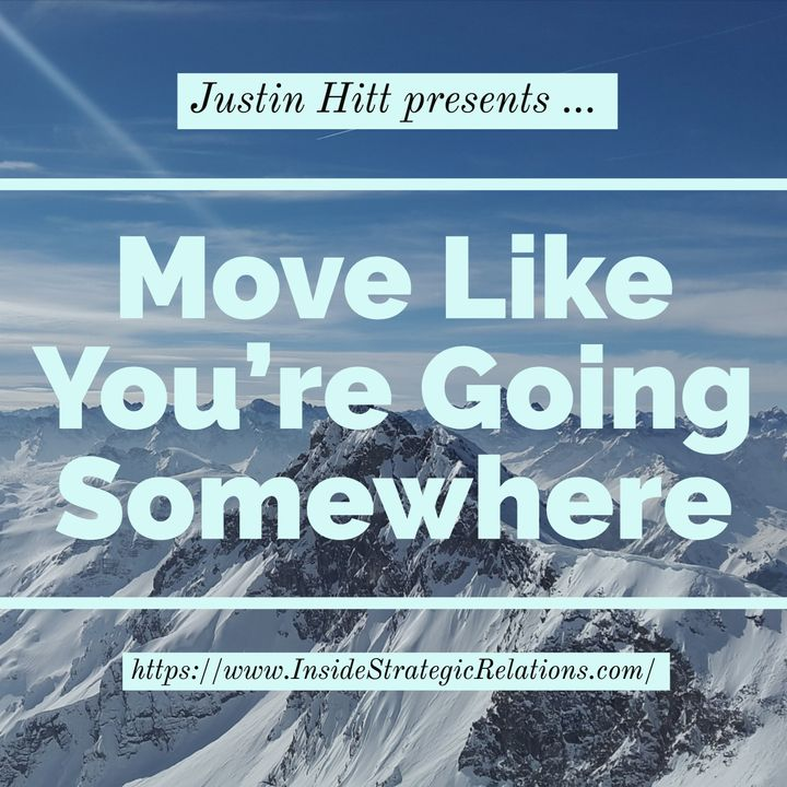 39 [ISR] Move Like Going Somewhere | K0710A