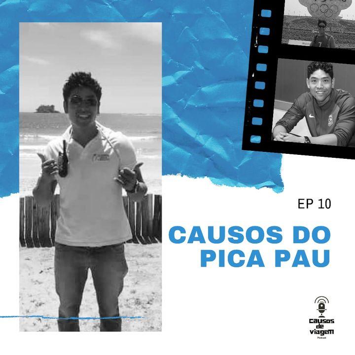 Ep 10 - Causos do Pica-Pau
