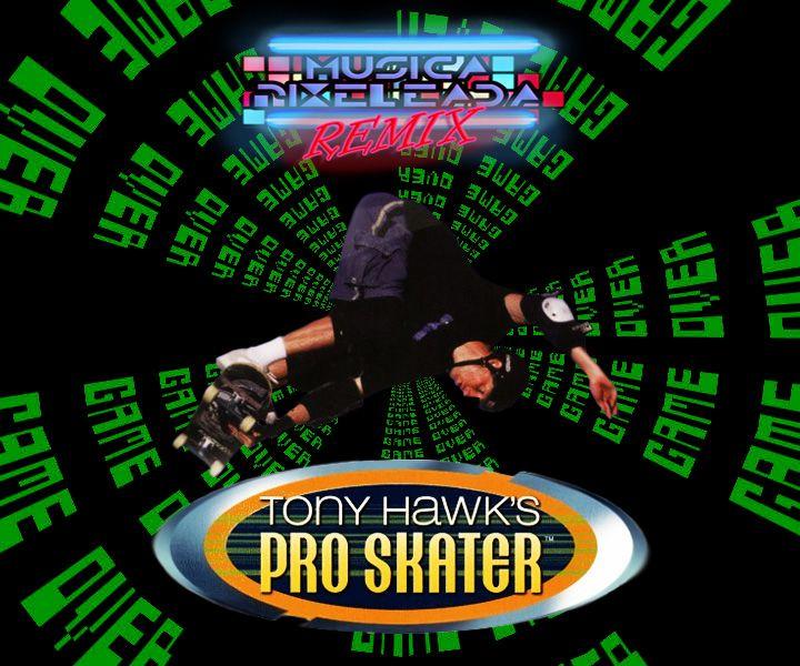 Tony Hawk's Pro Skater (Play Station)