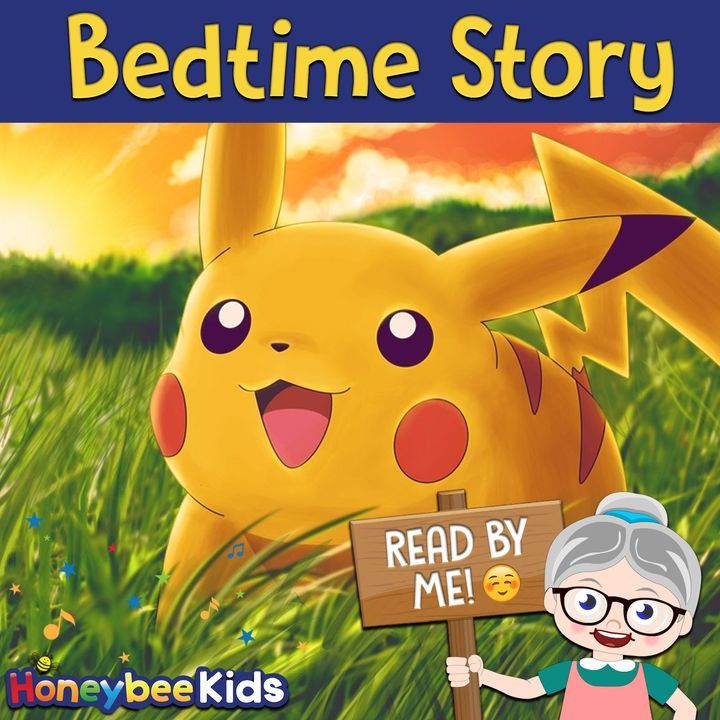 Pokemon - Bedtime Story
