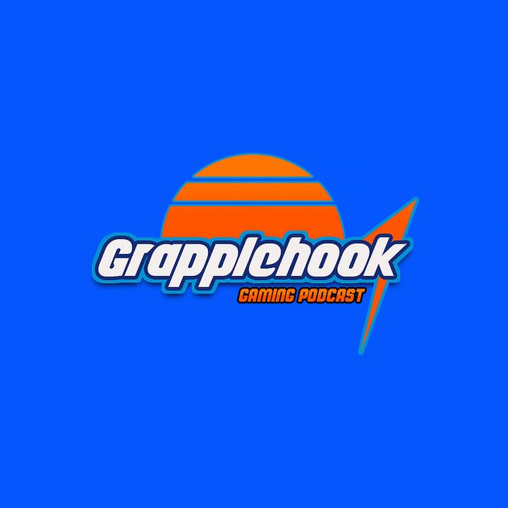 Grapplehook - A Gaming Podcast