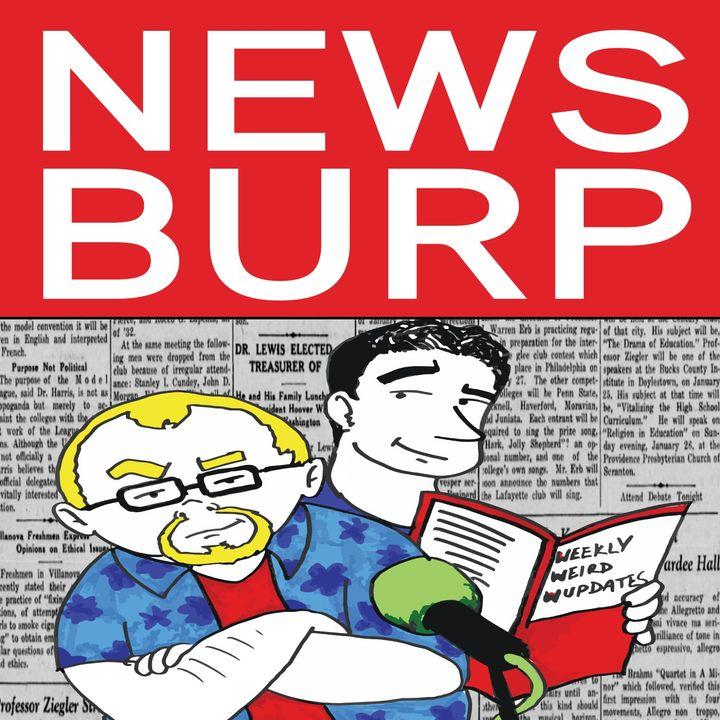 News Burp #154