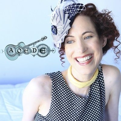 """A Light in the Darkness - Singer-songwriter Lisa Sniderman """"Aoede"""" on Big Blend Radio"""