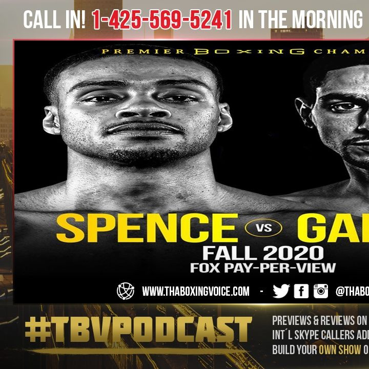 ☎️Terence Crawford: Garcia No Joke For Spence; Sturdier, Punches Harder Than Porter🤔