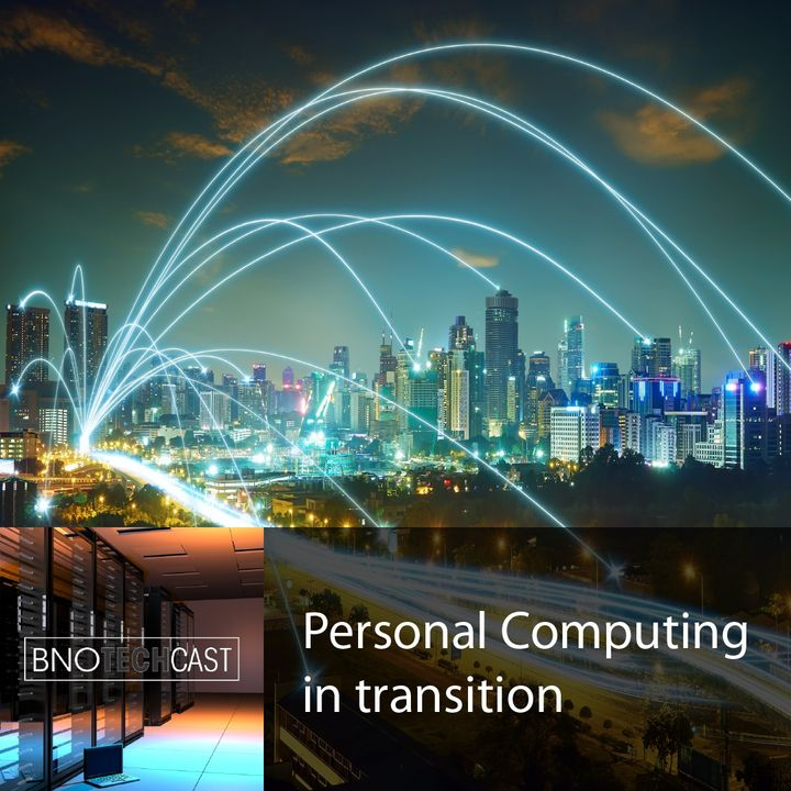 Personal Computing in transition