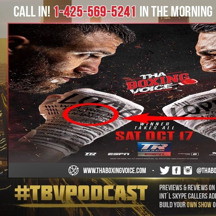 ☎️Vasiliy Lomachenko vs. Teofimo Lopez🔥Really For Undisputed or Just a Unification❓