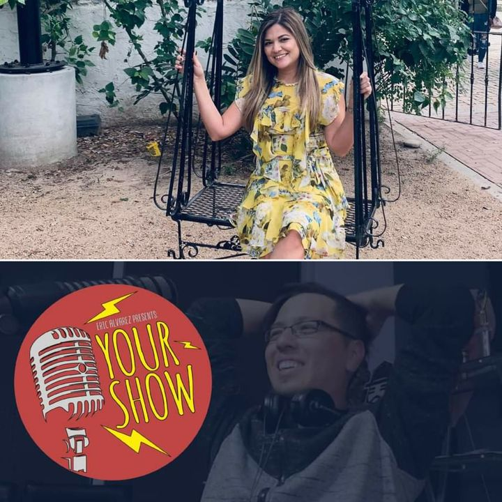 Your Show Episode 16 - Nicole Garza Becomes a Professional Counselor